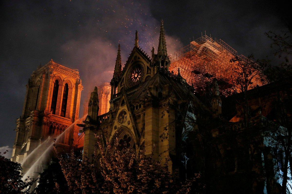 Notre Dame: una pérdida para toda la humanidad