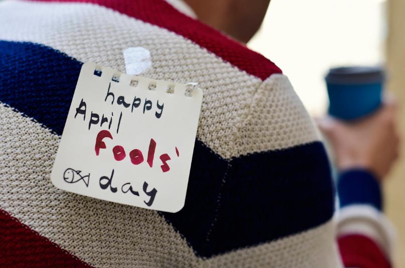 Hoy es el día de los tontos: aquí el origen de esta curiosa y particular celebración