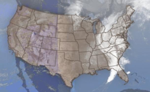 Fuertes tormentas azotan el sureste de EE.UU