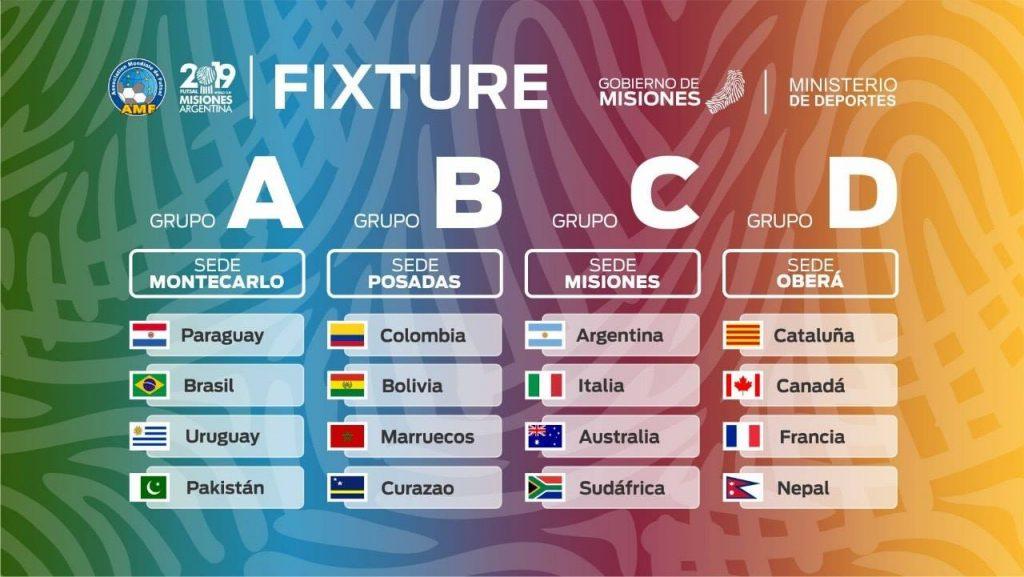 Colombia venció 2-1 a Marruecos en Mundial de fútbol de salón