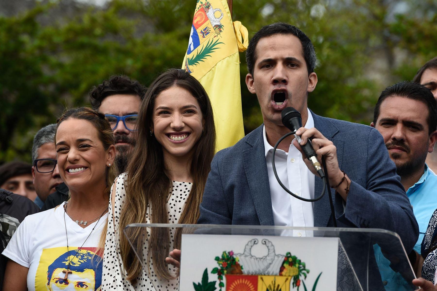 La detención de Juan Guaidó sería un golpe de estado: Fabiana Rosales