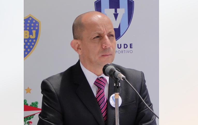 Pablo Eduardo García Peña, el innovador jefe de prensa de Santa Fe