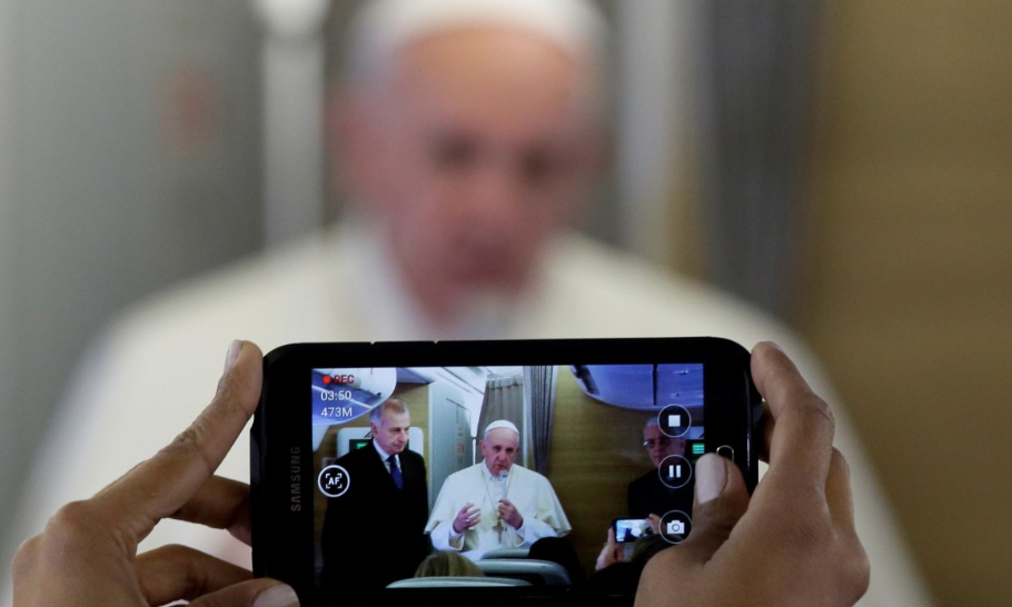 Por qué la parábola del 'Buen Samaritano' es elegida por el Papa para hablar de periodismo