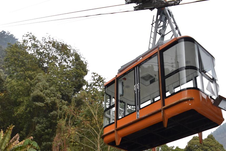 Teleférico en Monserrate está listo para operar en Semana Santa