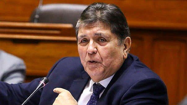 EN VIVO: Expresidente Alan García está en situación crítica