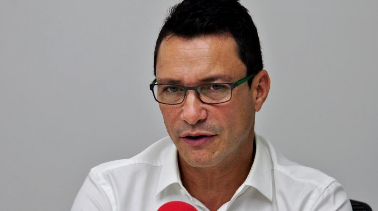 Exalcalde de Santa Marta Carlos Caicedo, fue destituido por la Procuraduría