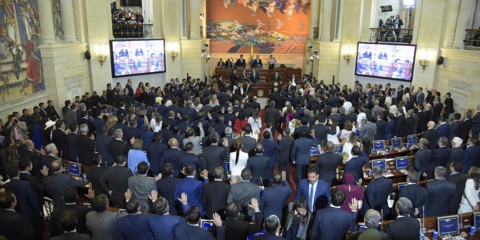 Objeciones a la JEP tendrán su primer debate en el Congreso