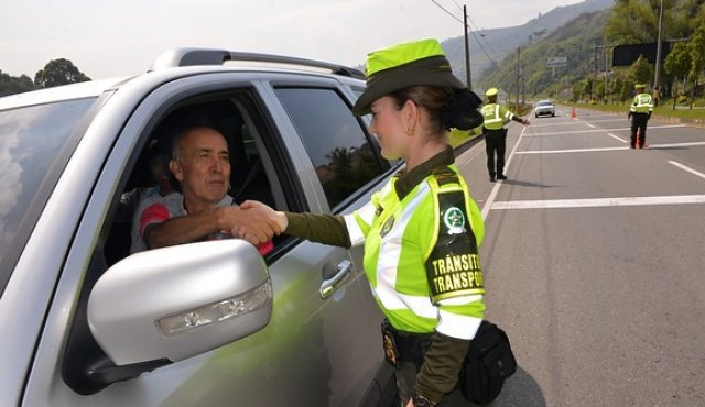 Policía de Tránsito informó sobre reducción en accidentalidad durante Semana Santa