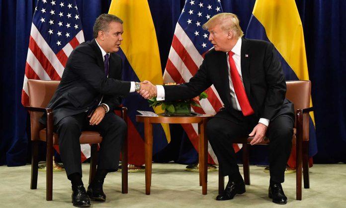 Presidente Trump ofreció recursos económicos a Colombia para enfrentar el COVID-19