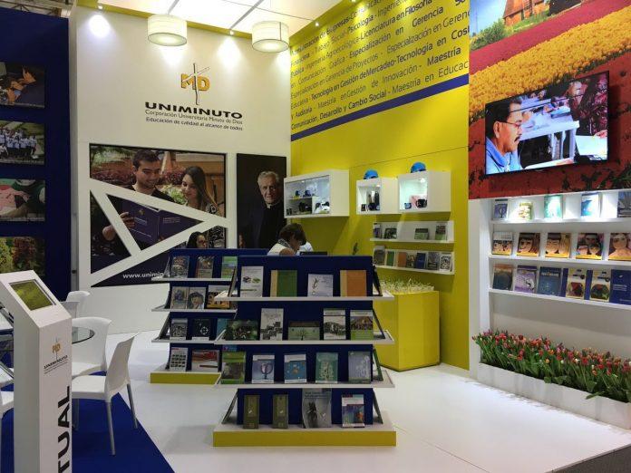En Internacional Bogotá Del De Xxxii Feria La UniminutoPresente Libro 0PkO8wnX