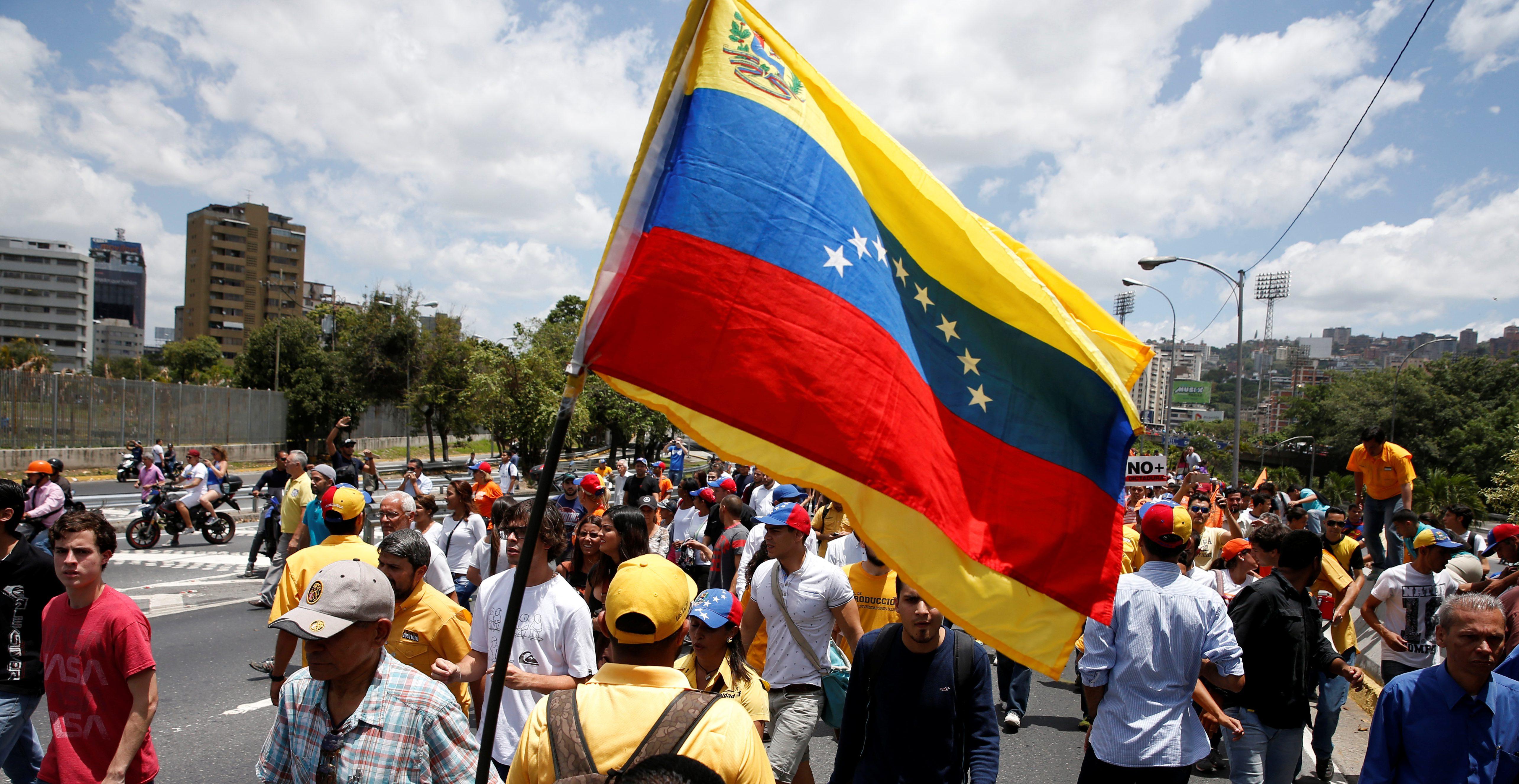 Continúa Operación Libertad en Venezuela