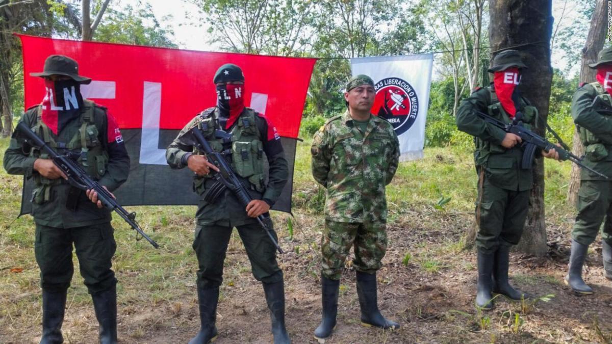 Guerrilla del ELN, con más de 10 mil venezolanos en sus filas
