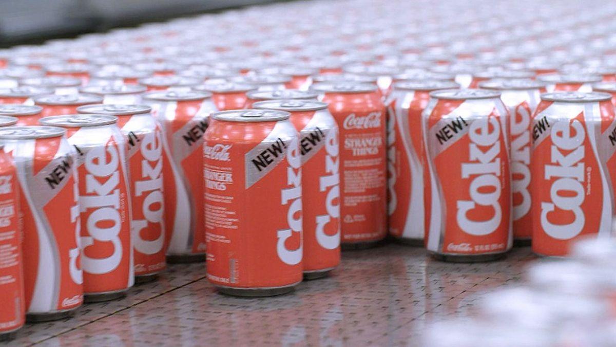 Coca Cola ¿repetirá el mayor fracaso comercial de su historia?