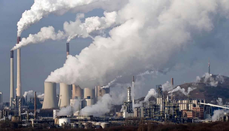 Niveles de dióxido de carbono, baten récord histórico en la atmósfera del planeta