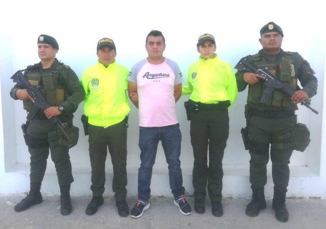 Capturan presunto financiador del ELN contra atentado en la General Santander