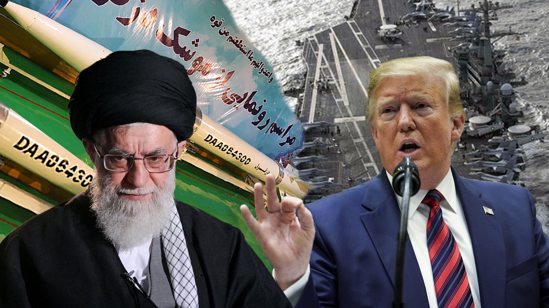 Aumentan las tensiones entre Estados Unidos e Irán