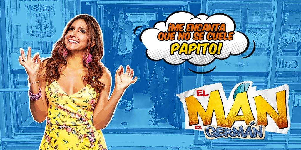 """Los personajes del momento en la televisión colombiana se """"montaron"""" a Transmilenio"""