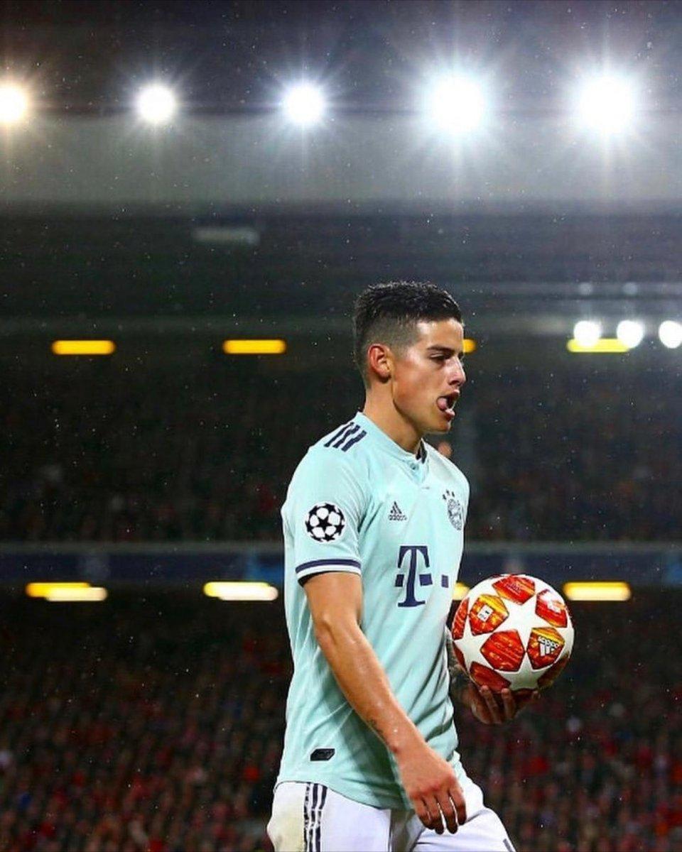 ¿Por qué no aparece James en el video promocional de la nueva camiseta del Bayern?