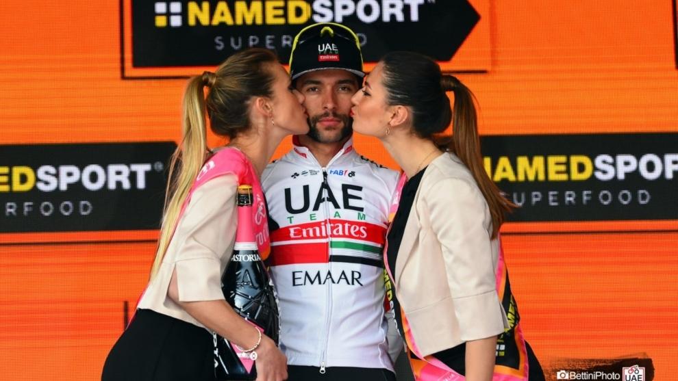 Fernando Gaviria aceptó con molestia su victoria de etapa en Giro de Italia