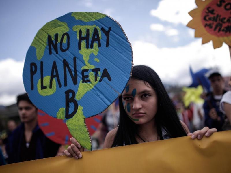Segunda Marcha Global por el Cambio Climático