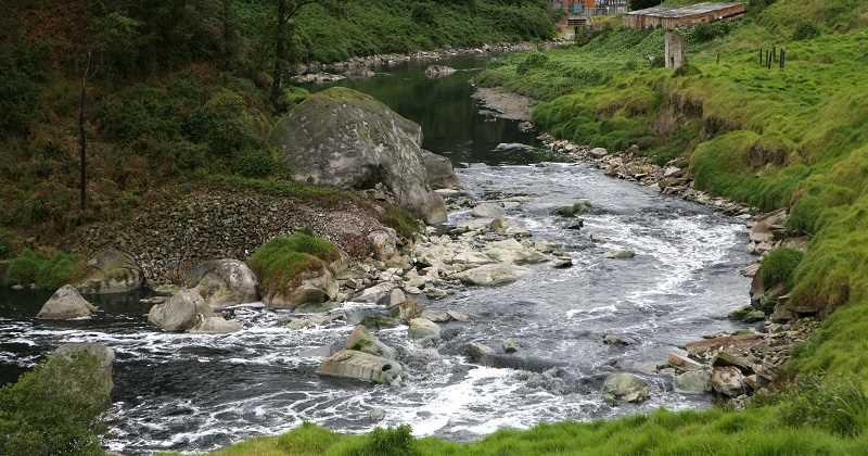 Continúa proyecto de descontaminación del río Bogotá