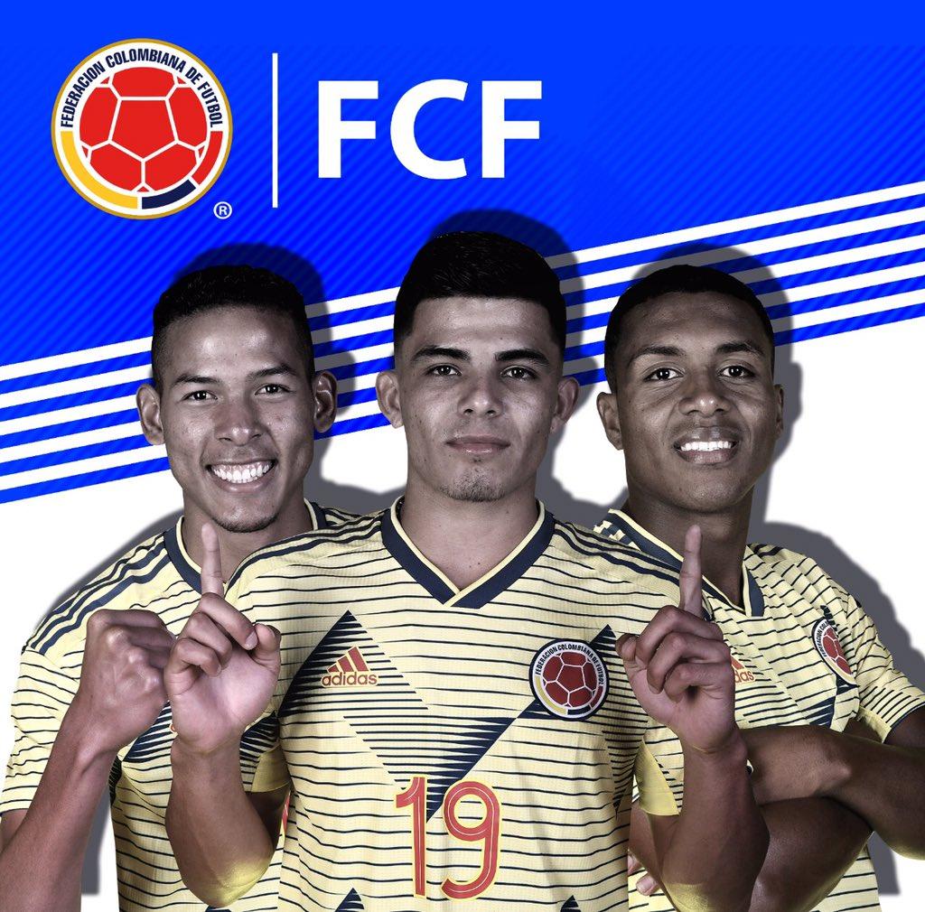 El telonero del Mundial de Polonia es Colombia