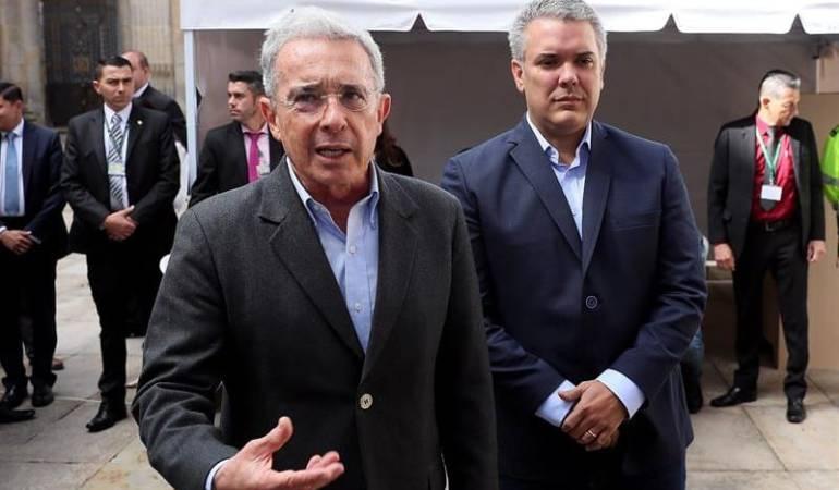 Centro Democrático pide a Duque reformar participación política de las FARC