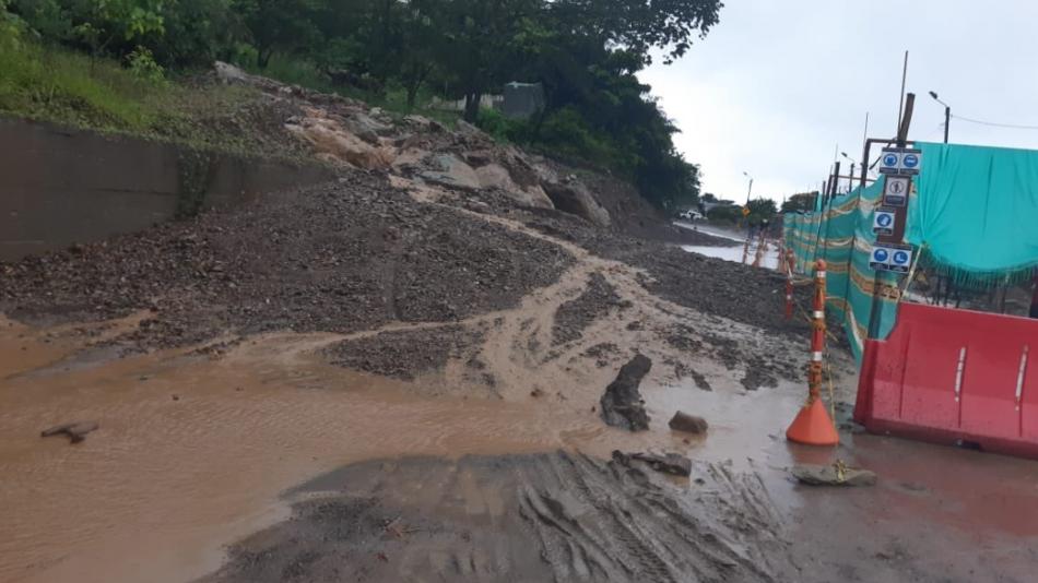 ¿Qué sucede en la vía Bogotá- Villavicencio?