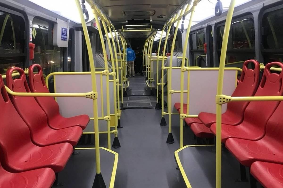En junio Transmilenio recibirá los primeros buses de su nueva flota