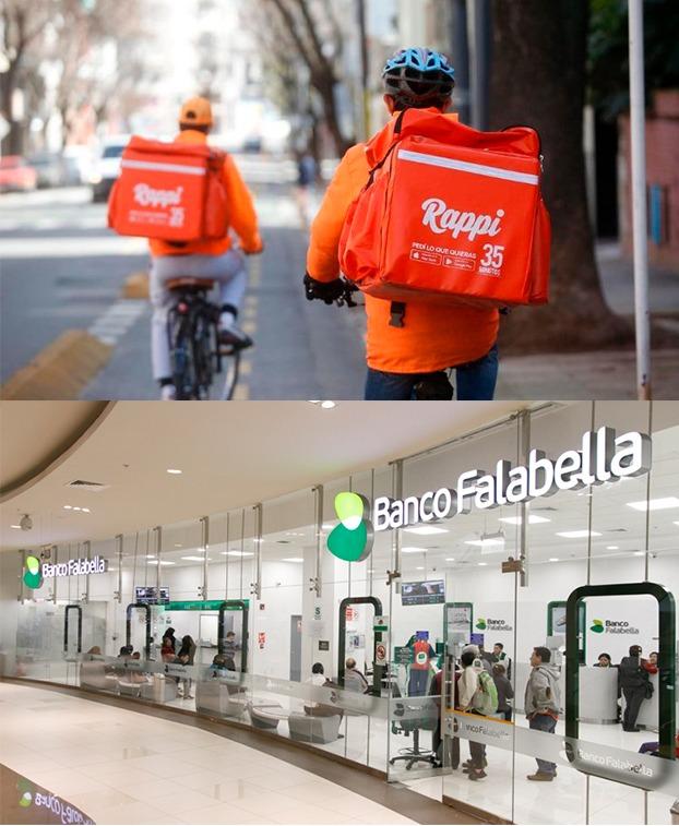 Millonaria multa impuso la Superintendencia de Industria y Comercio a Banco Falabella y Rappi
