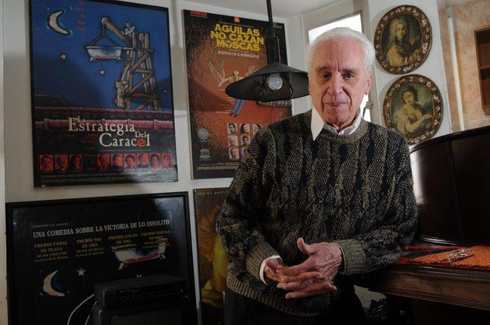 c5740c4b5f De guerrillero frustrado a poeta y de escritor a actor: Fausto Cabrera