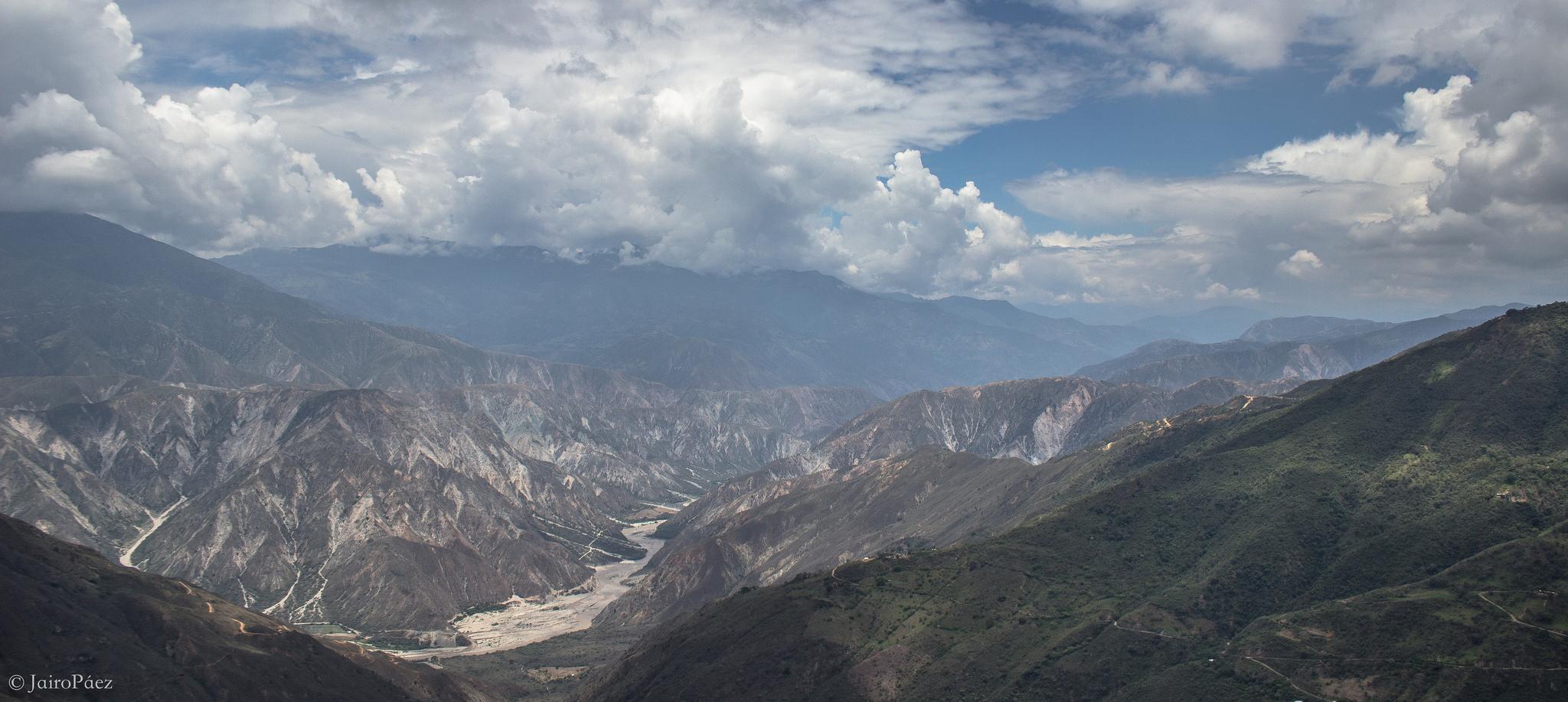 Cañón del Chicamocha, entra en la puja por  convertirse en Patrimonio de la Humanidad