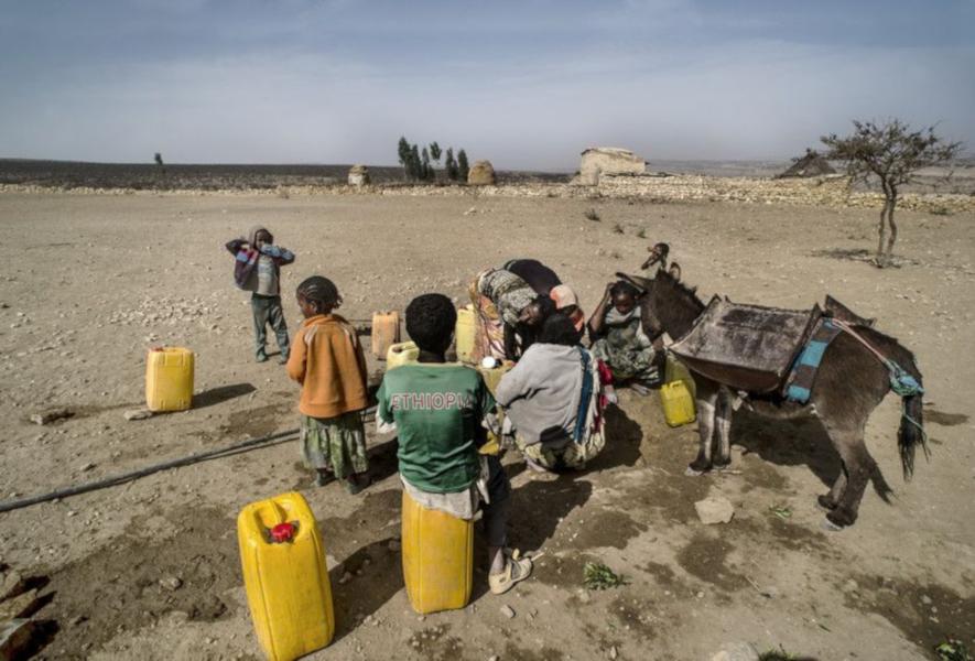 El cambio climático: próximamente el mayor causante de migración