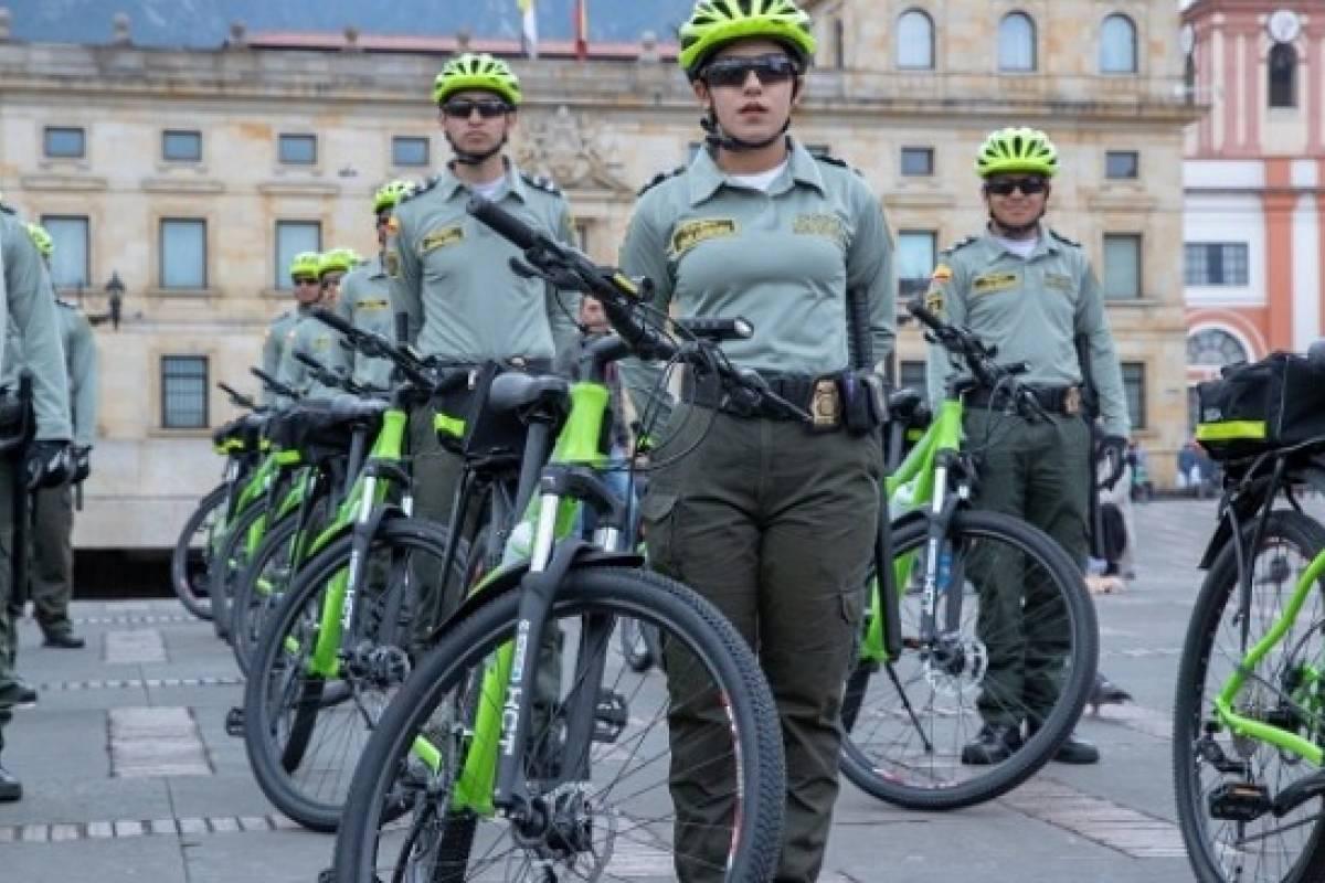 Una buena compañía en las ciclorrutas de Bogotá