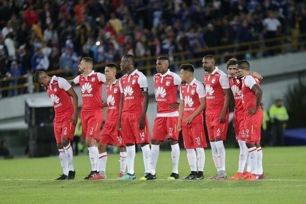 Independiente Santa Fe y su odisea