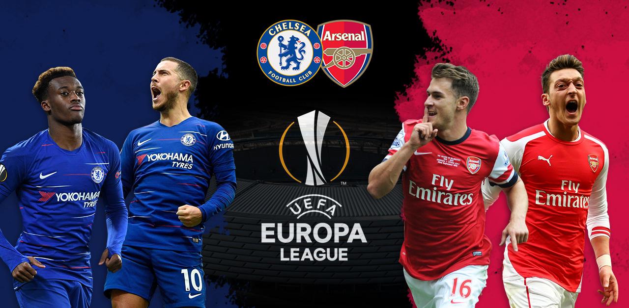 Hazard sentenció para el título de Chelsea en la Liga de Europa