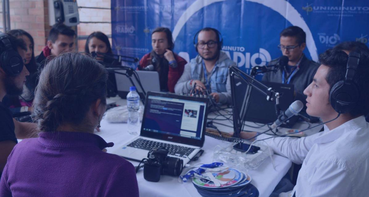 UNIMINUTO Radio Soacha, voces con sentido social