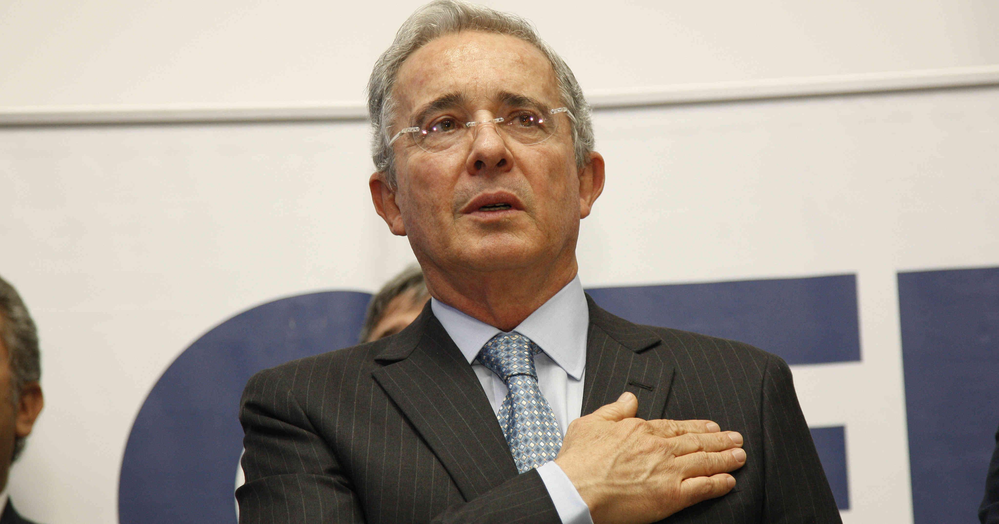 Las molestias de Uribe por críticas de la ONU al gobierno Duque