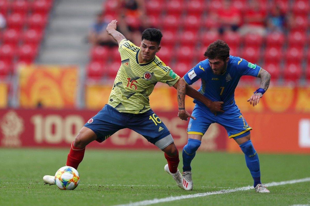 Se acabó la ilusión colombiana en el mundial sub20 de Polonia