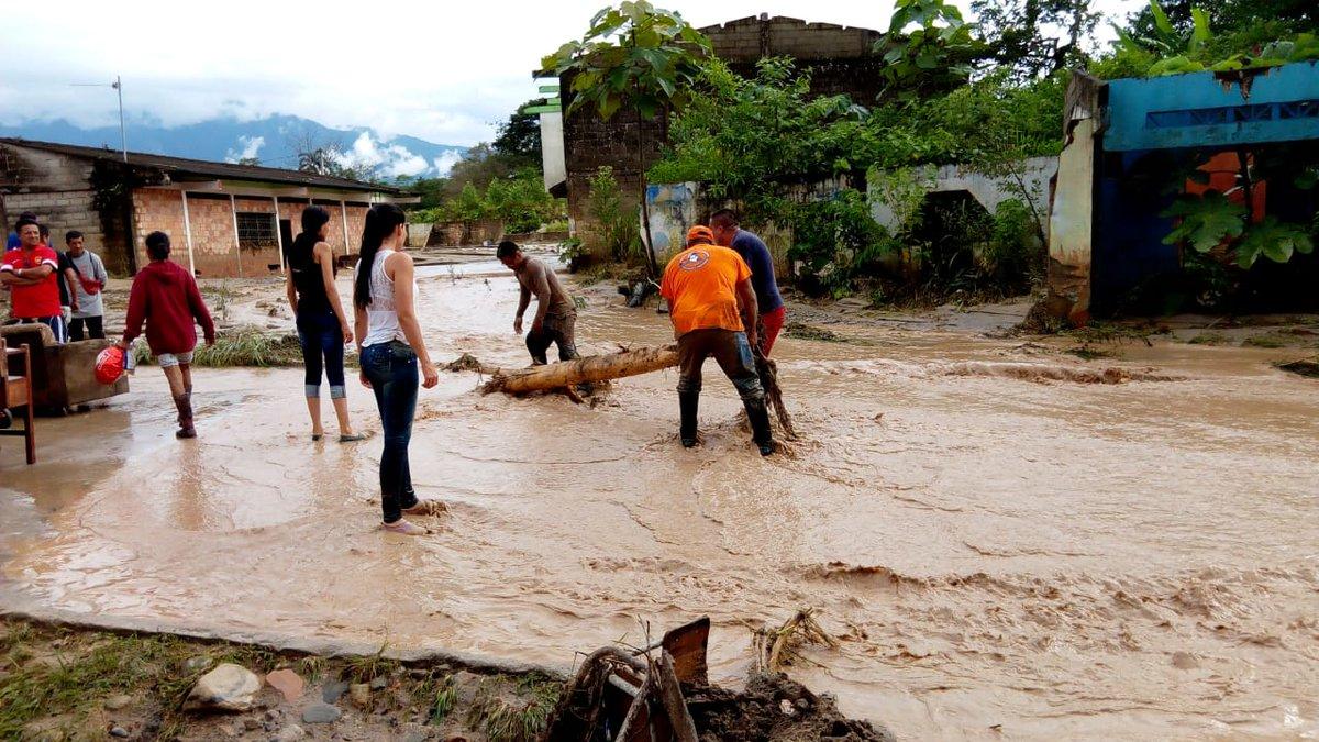 Comunidades indígenas en Putumayo, afectadas por fuertes lluvias