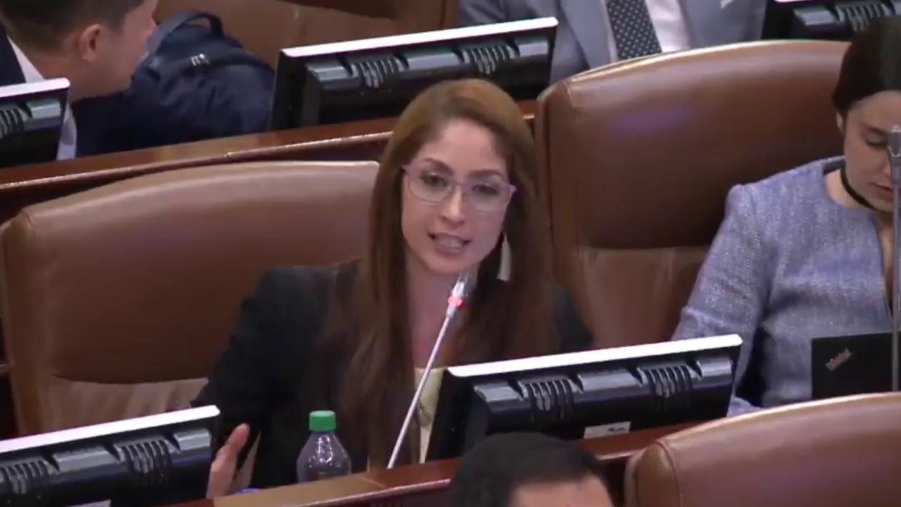 """Representante a la Cámara se fue de sesión porque """"no soportó la asistencia de Santrich"""""""