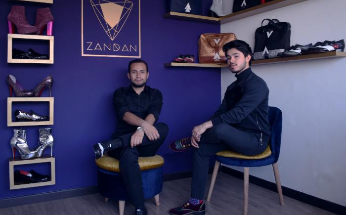 Ellos son los genios de la marca de zapatos para la comunidad LGBT