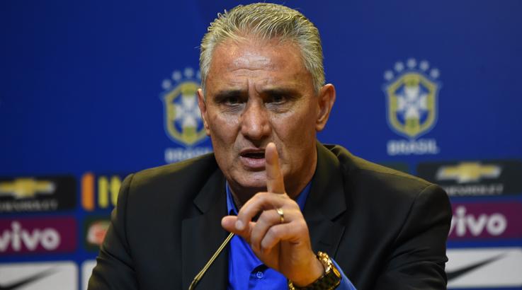 Tite, técnico de Brasil reconoce a Colombia como una de las  favoritas a ganar la Copa América