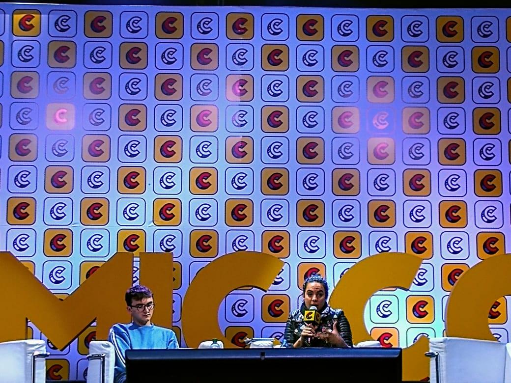 Comic Con Colombia 2019: Isaac Hempstead (Bran Stark) compartió con los fanáticos de Game Of Thrones