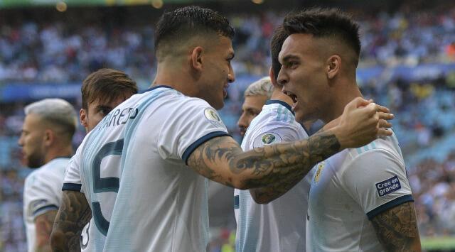 Argentina en cuartos de final