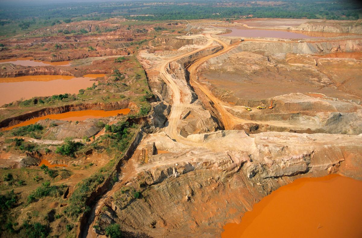 Las actividades comerciales que amenazan a la Amazonia