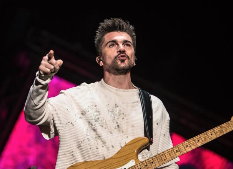 Juanes será 'Persona del Año 2019' de la Academia Latina de la Grabación