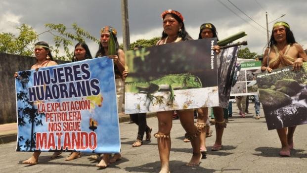 81 resguardos indígenas en peligro por contratos petroleros