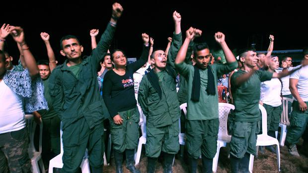 El partido de las FARC reclama libertad de más de 400 militantes que se encuentran presos