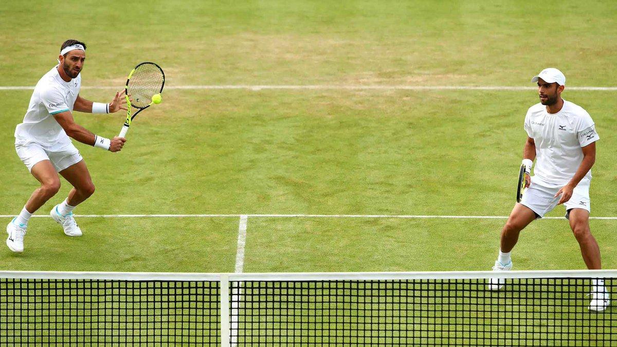 ¡Juan Sebastián Cabal y Robert Farah a la final de Wimbledon!